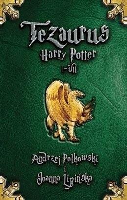 Okładka książki Tezaurus Harry Potter I-VII