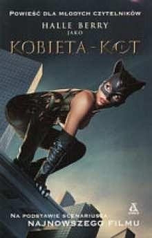 Okładka książki Kobieta - Kot