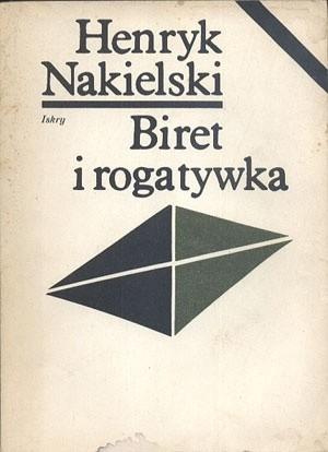 Okładka książki Biret i rogatywka