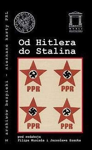 Okładka książki Od Hitlera do Stalina