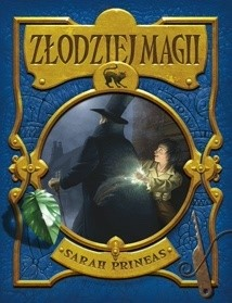 Okładka książki Złodziej magii