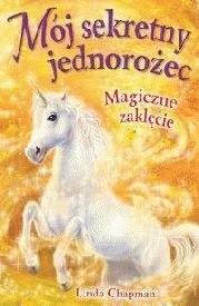 Okładka książki Magiczne zaklęcie