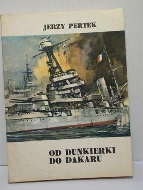 Okładka książki Od Dunkierki do Dakaru