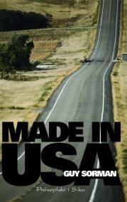Okładka książki Made in USA