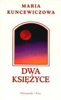 Okładka książki Dwa Księżyce