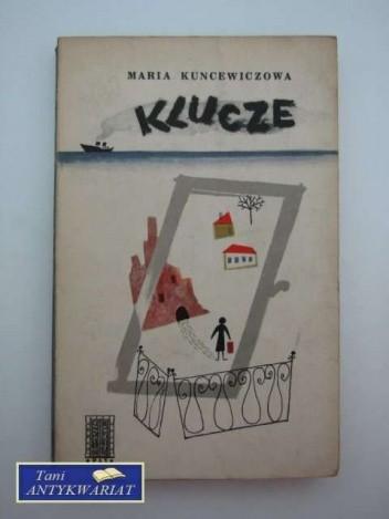 Okładka książki Klucze