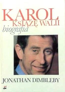 Okładka książki Karol książę Walii. Biografia