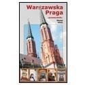 Okładka książki Warszawska Praga- przewodnik