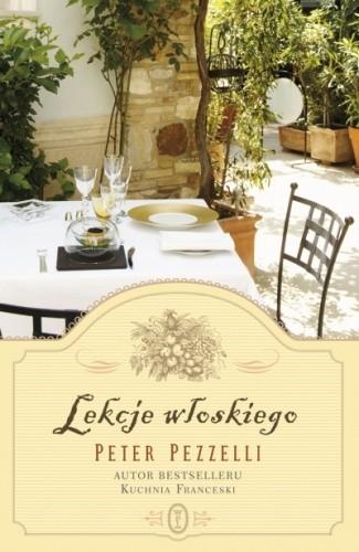 Okładka książki Lekcje włoskiego