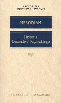 Okładka książki Historia Cesarstwa Rzymskiego
