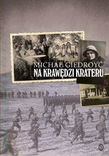 Okładka książki Na krawędzi krateru
