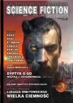Okładka książki Science Fiction, Fantasy & Horror 2005 02 (02)