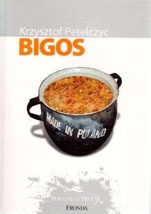 Okładka książki Bigos