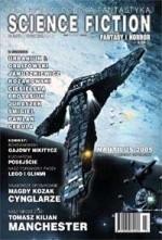 Okładka książki Science Fiction, Fantasy & Horror 06 (4/2006)