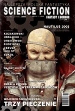 Okładka książki Science Fiction, Fantasy & Horror 08 (6/2006)