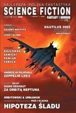 Okładka książki Science Fiction, Fantasy & Horror 09 (7/2006)