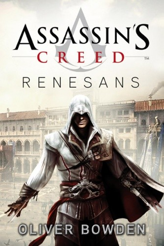 Okładka książki Assassin's Creed: Renesans