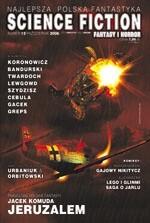 Okładka książki Science Fiction, Fantasy & Horror 12 (10/2006)