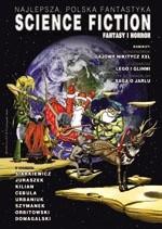 Okładka książki Science Fiction, Fantasy & Horror 14 (12/2006)