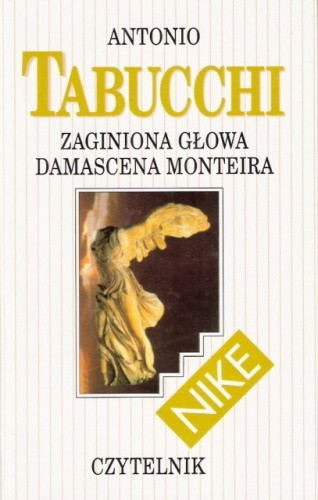 Okładka książki Zaginiona głowa Damascena Monteira