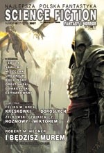 Okładka książki Science Fiction, Fantasy & Horror 15 (1/2007)