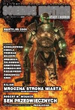 Okładka książki Science Fiction, Fantasy & Horror 17 (3/2007)