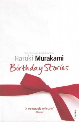Okładka książki Birthday Stories