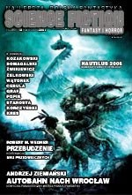 Okładka książki Science Fiction, Fantasy & Horror 18 (4/2007)