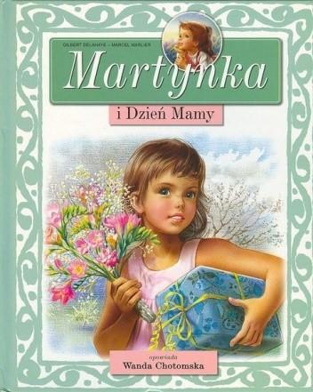 Okładka książki Martynka i Dzień Mamy
