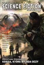 Okładka książki Science Fiction, Fantasy & Horror 24 (10/2007)