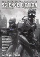 Science Fiction, Fantasy & Horror 25 (11/2007)