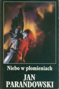 Okładka książki Niebo w płomieniach