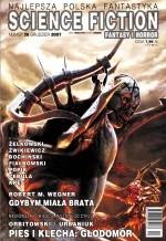 Okładka książki Science Fiction, Fantasy & Horror 26 (12/2007)