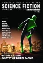 Okładka książki Science Fiction, Fantasy & Horror 31 (5/2008)
