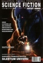 Okładka książki Science Fiction, Fantasy & Horror 32 (6/2008)