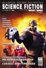 Okładka książki Science Fiction, Fantasy & Horror 33 (7/2008)