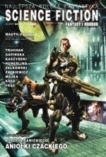 Okładka książki Science Fiction, Fantasy & Horror 34 (8/2008)