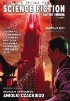 Science Fiction, Fantasy & Horror 35 (9/2008)