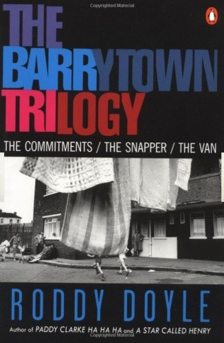 Okładka książki The Barrytown Trilogy