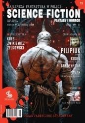 Okładka książki Science Fiction, Fantasy & Horror 44 (6/2009)