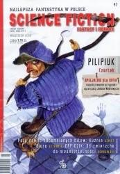 Okładka książki Science Fiction, Fantasy & Horror 47 (9/2009)