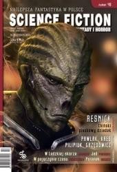 Okładka książki Science Fiction, Fantasy & Horror 48 (10/2009)