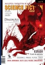 Okładka książki Science Fiction, Fantasy & Horror 49 (11/2009)