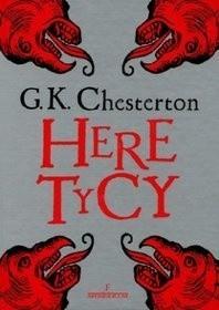 Okładka książki Heretycy