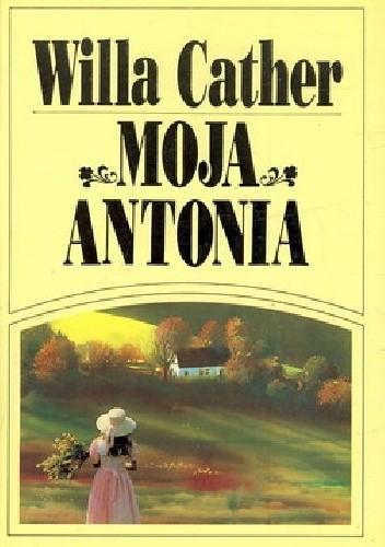 Okładka książki Moja Antonia