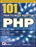 Okładka książki PHP : 101 praktycznych skryptów