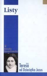 Okładka książki Listy