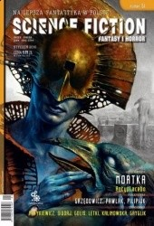 Okładka książki Science Fiction, Fantasy & Horror 51 (1/2010)