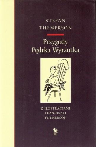 Okładka książki Przygody Pędrka Wyrzutka