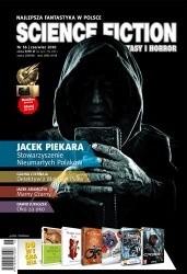 Okładka książki Science Fiction, Fantasy & Horror 56 (6/2010)
